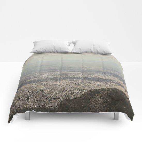 Above Comforters
