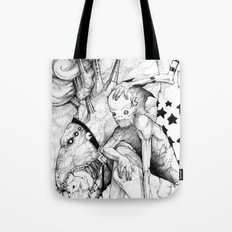 My Lovelies Tote Bag