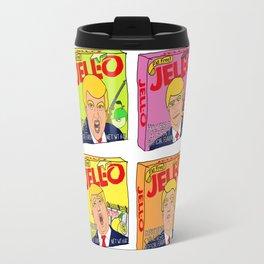 Trump Jell-O Art Travel Mug