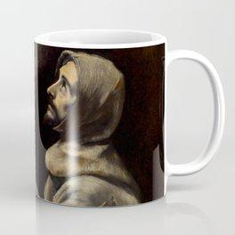 "El Greco (Domenikos Theotokopoulos) ""Saint Francis Receiving the Stigmata"" Coffee Mug"