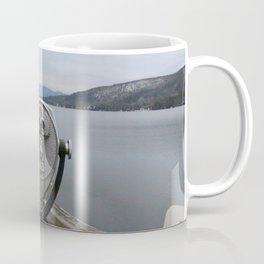 View Of Lake George NY Coffee Mug