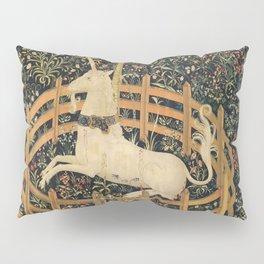 The Unicorn In Captivity Pillow Sham