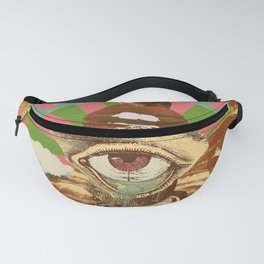 AFTERNOON PSYCHEDELIA Fanny Pack