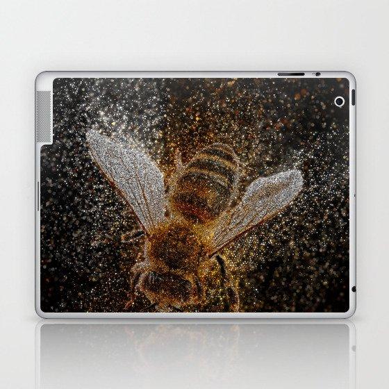 Bees Are Magic Laptop & iPad Skin