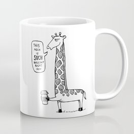 Giraffee Coffee Mug