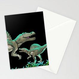 Spinosaurus Dinosaur Stationery Cards