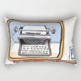 Pictures Rectangular Pillow