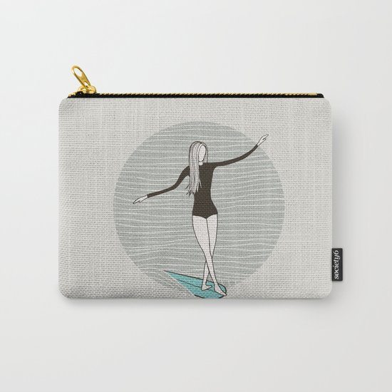 Five Toes Carry-All Pouch