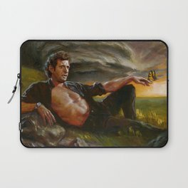 Ian Malcolm: From Chaos Laptop Sleeve