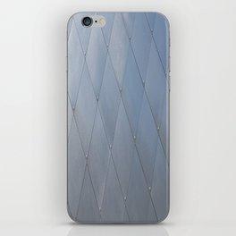 Metal Sheeting iPhone Skin