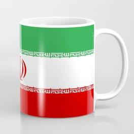 flag of iran- Persia, Iranian,persian, Tehran,Mashhad,Zoroaster. Coffee Mug