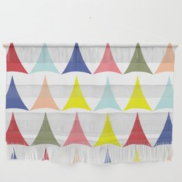 Across the Veil Wall Hanging