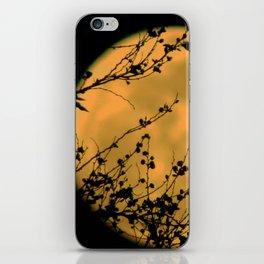 Lunar Petals iPhone Skin