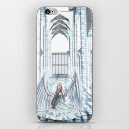 The cage - Original series iPhone Skin
