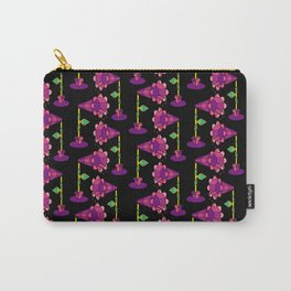 Mega Floral Carry-All Pouch