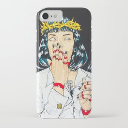 Mother Mia (Mia Wallace) iPhone Case