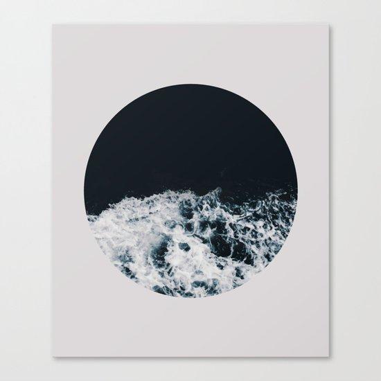 Ocean Moon #society6 #decor #buyart Canvas Print