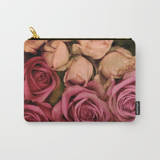 Romantic roses(4) Carry-All Pouch