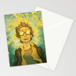 Deadlights Stationery Cards