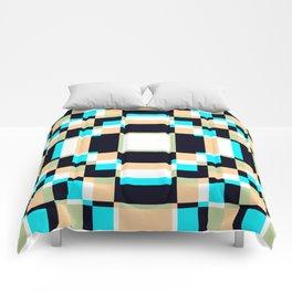 Boho Retro Pattern Shishi Comforters