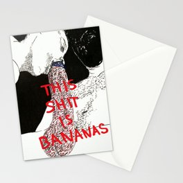 B-A-N-A-N-A-S! Stationery Cards