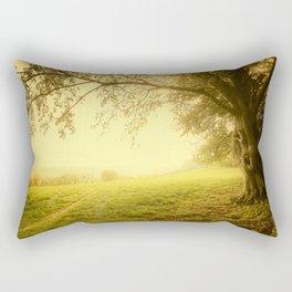 The Wizard Tree Rectangular Pillow