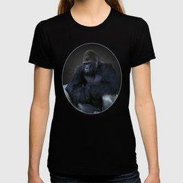 Portrait Of A Male Gorilla T-shirt