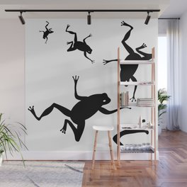 Free Fallin' Wall Mural