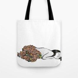 The Sleeping Centaur Tote Bag