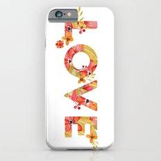 New Love iPhone 6s Slim Case