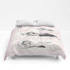 Bird Skulls Comforters