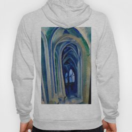 "Robert Delaunay ""Saint-Séverin No. 3"" Hoody"
