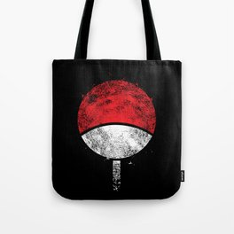 clan uchiha Tote Bag