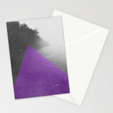 NEON NATURE | Purple Stationery Cards