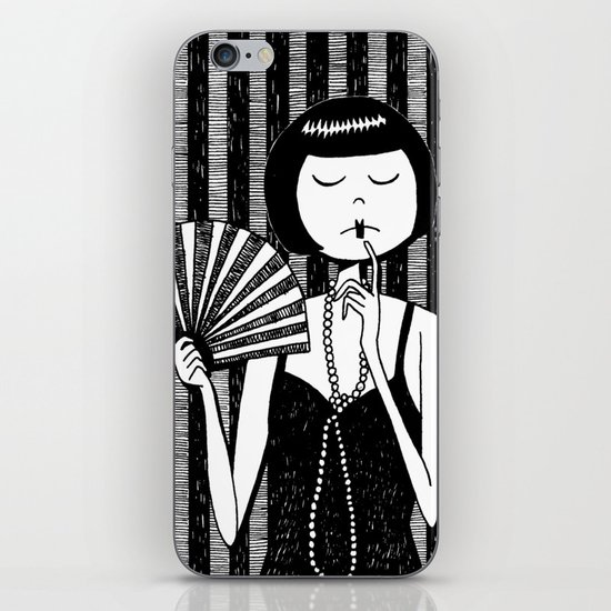 Ruby Stevens iPhone & iPod Skin