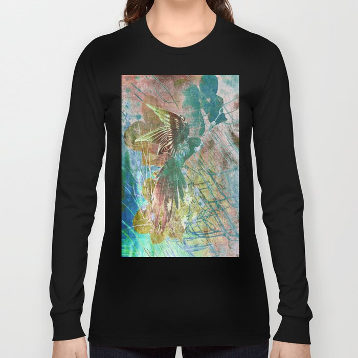 Parrot Colours Long Sleeve T-shirt