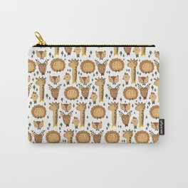 Forest Formal Carry-All Pouch