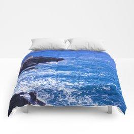 Mediterranean Shore Comforters