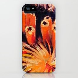 Tube Coral iPhone Case