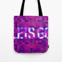 LETS GO Tote Bag