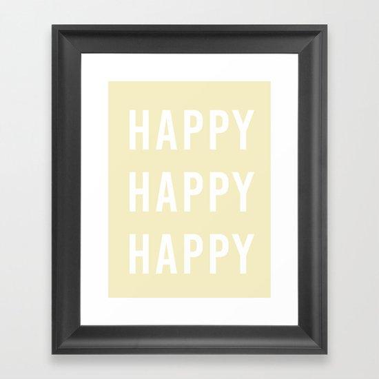 happy happy happy by typutopia