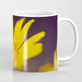 Bright Yellow Daisy - floral photography Coffee Mug