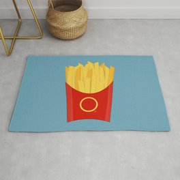 OOOH Some French Fries Rug