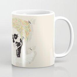 Skull Arlequin Coffee Mug