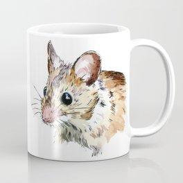 Little Brown Mouse Coffee Mug