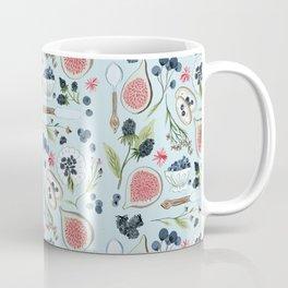 Blueberry Breakfast Coffee Mug