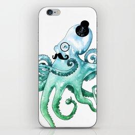 Dapper Octopus iPhone Skin