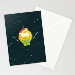Sun Chef Stationery Cards