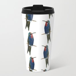 Blue-tufted Starthroat Travel Mug