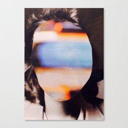 Faceless Series No.9 Canvas Print